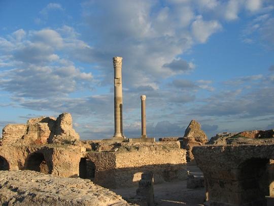 Kartagina (foto: Nacionalna kancelarija za turizam Tunisa)