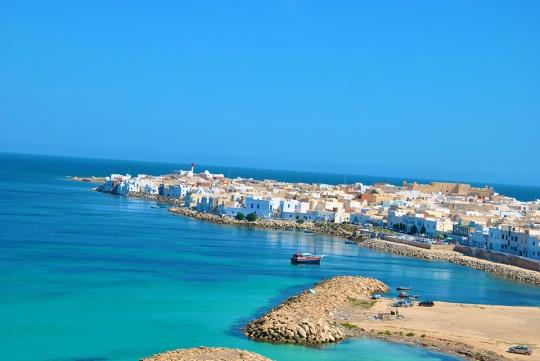 Mahdia (foto: Nacionalna kancelarija za turizam Tunisa)