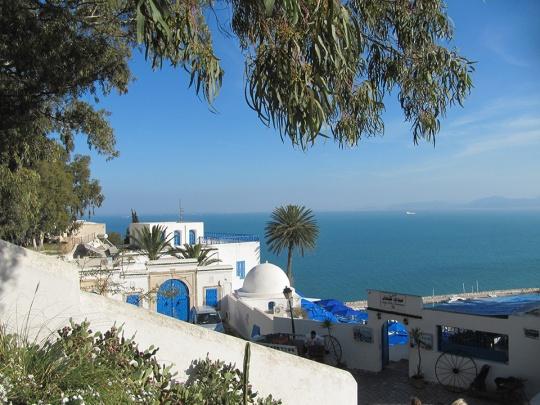 Sidi Bu Said (foto: Nacionalna kancelarija za turizam Tunisa)