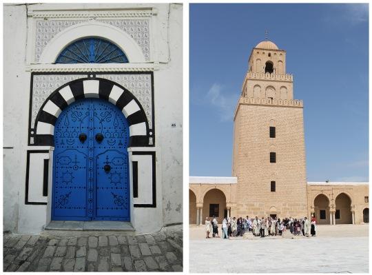 Detalj iz Tunisa; džamija u Keruanu (foto: Nacionalna kancelarija za turizam Tunisa)