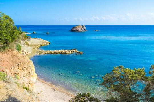 Kipar - plaža Akamas; foto: My Cyprus Insider