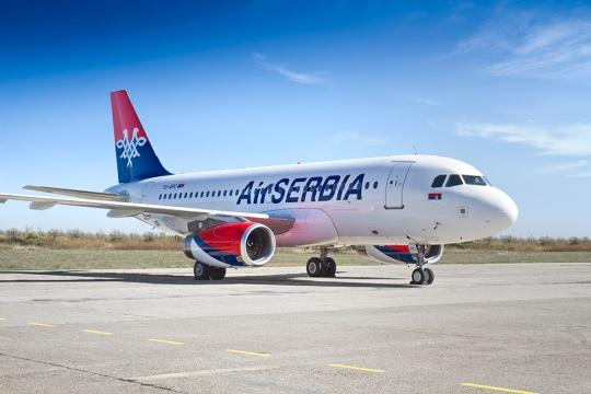 foto: Air Serbia