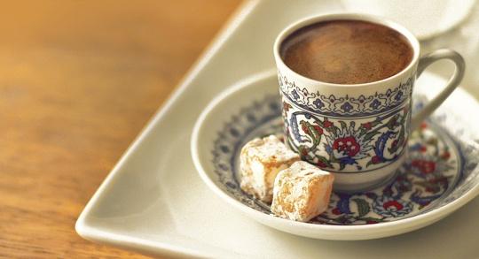 Turska kafa (foto: Kancelarija za kulturu i turizam Ambasade Republike Turske u Beogradu)