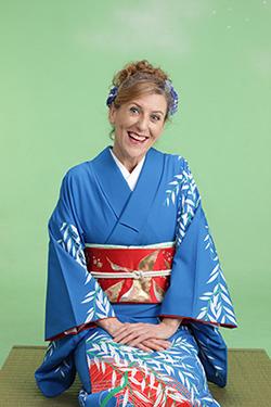 Diane Kichijitzu; foto: Ambasada Japana u Beogradu