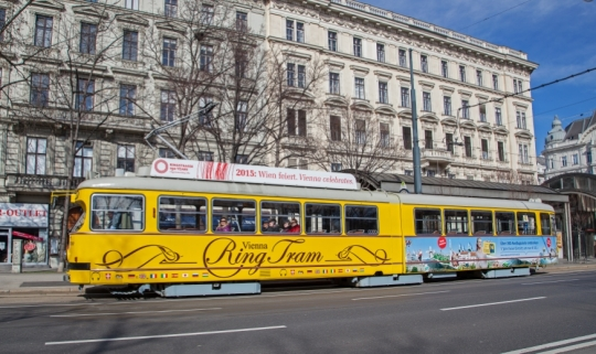 Vienna RingTram ; foto: © M. Helmer