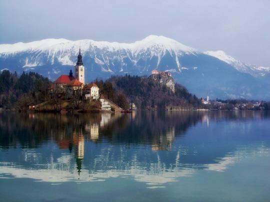 Slovenija; foto: pixabay.com / tpsdave; CC0 Public Domain
